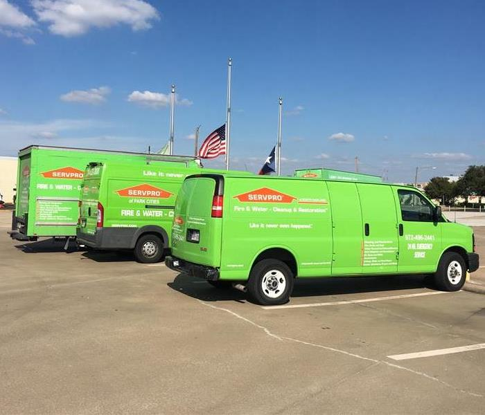 Why SERVPRO 20 Years of Service